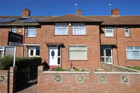 3 bedroom terraced house for sale - Greystoke Avenue, Bristol, BS10