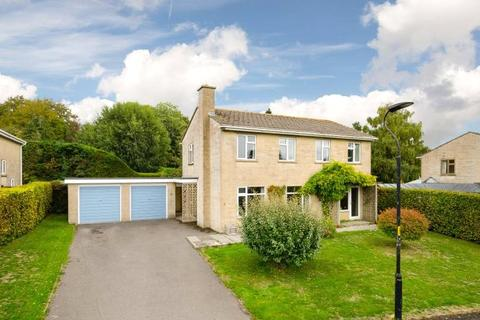 4 bedroom detached house for sale - St Winifred's Drive, Combe Down, Bath, BA2
