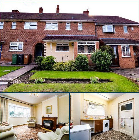 3 bedroom terraced house for sale - Stanley Road, Rushall, Walsall