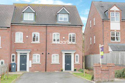 4 bedroom end of terrace house for sale - Tennal Road, Harborne
