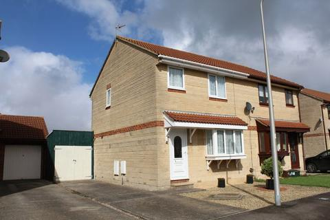 3 bedroom semi-detached house for sale - Roebuck Close, North Worle