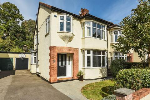 4 bedroom semi-detached house for sale - Glen Drive, Stoke Bishop