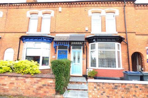 4 bedroom terraced house to rent - Grosvenor Road, Harborne, Birmingham, B17 9AN