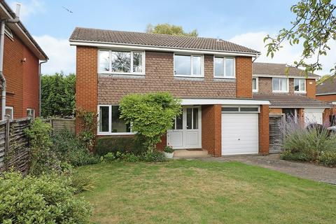 4 bedroom detached house for sale - Rotherwick Way, Cambridge