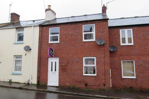 2 bedroom terraced house to rent - 56B Anthony Road, Exeter