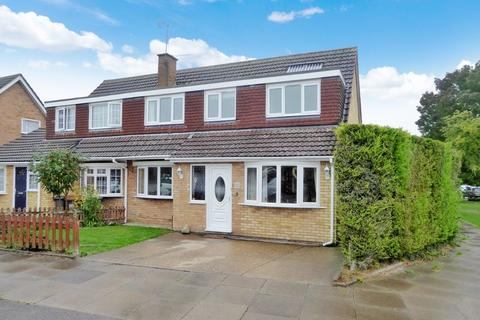 4 bedroom semi-detached house for sale - Weatherby, Dunstable