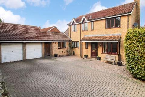 5 bedroom detached house for sale - Cabot Drive, Grange Park, Swindon