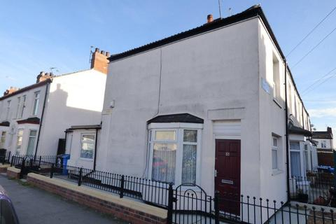2 bedroom end of terrace house to rent - Albemarle Street, Hull