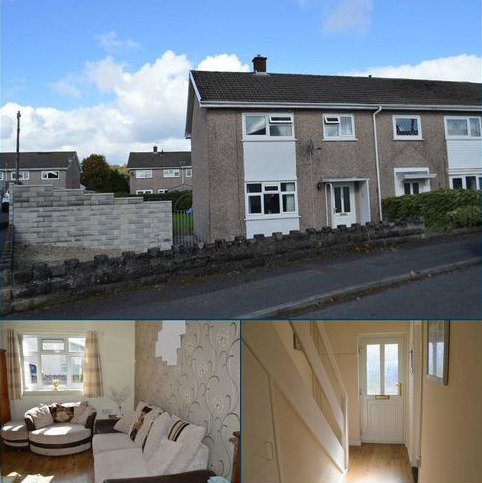 2 bedroom end of terrace house for sale - Lon Olchfa, Swansea, SA2