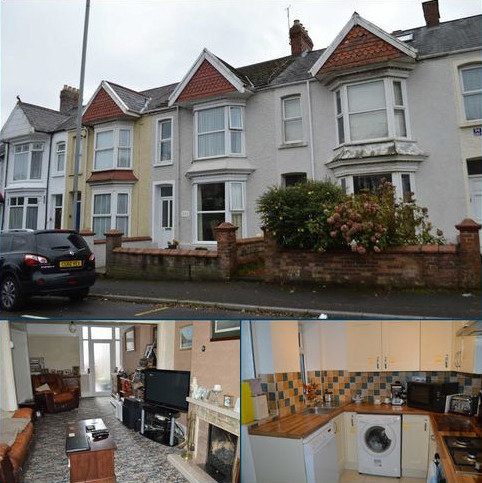 4 bedroom terraced house for sale - Glanmor Road, Swansea, SA2