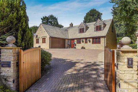 5 bedroom detached house for sale - Mill Lane, Stanton Fitzwarren, Wiltshire