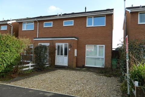 3 bedroom semi-detached house to rent - Parkers Cross Lane, Pinhoe, Exeter, EX1