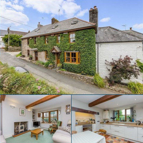 4 bedroom semi-detached house for sale - Church Hill, Blackawton, Devon, TQ9