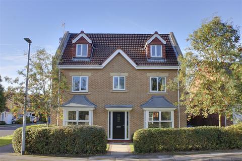 5 bedroom detached house for sale - Acorn Way, Tranby Park, Hessle