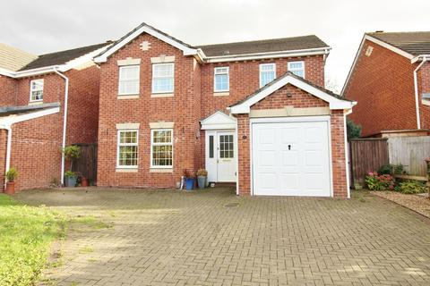 4 bedroom detached house for sale - Cutter Close, Newport, NP19