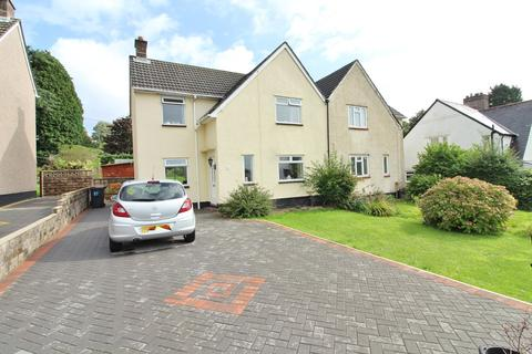 3 bedroom semi-detached house for sale - The Uplands, Rogerstone, Newport, NP10
