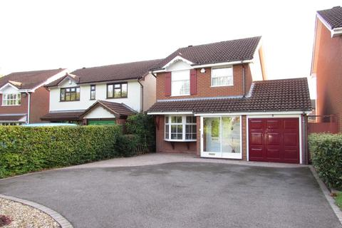 3 bedroom detached house for sale - Chelveston Crescent, Solihull