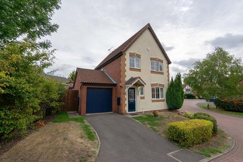 3 bedroom detached house for sale - Orsett Close, Humberstone, Leicester