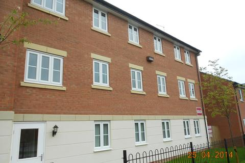 2 bedroom flat to rent - John Clare Close, Oakham LE15