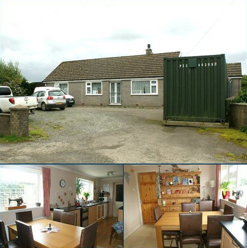 3 bedroom detached bungalow for sale - Bwlchygroes, Llandysul SA44