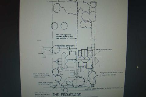 6 bedroom property with land for sale - Building Plot Adjacent Sunningdale, 26-28 The Promenade, Wellingborough