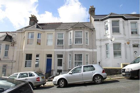 4 bedroom terraced house to rent - Cecil Avenue, Plymouth, PL4 8SG