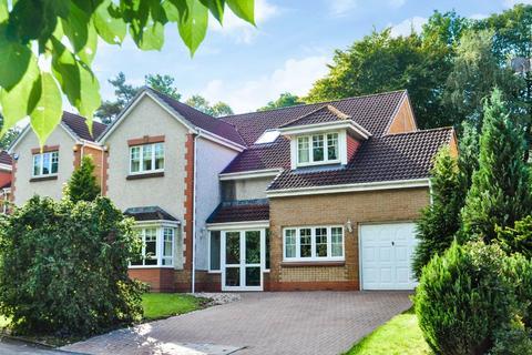 4 bedroom detached house to rent - Fernlea , Bearsden , East Dunbartonshire , G61 1NB