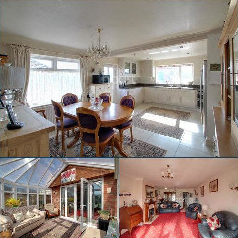 4 bedroom bungalow for sale - Rectory Lane, Thurcaston