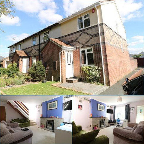 2 bedroom end of terrace house for sale - Warwick orchard close