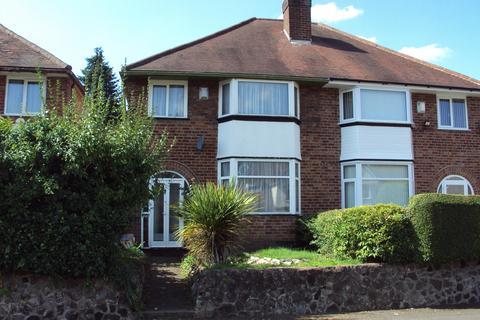 3 bedroom semi-detached house to rent - Wheatsheaf Road, Edgbaston, Birmingham, West Midlands B16 0RY