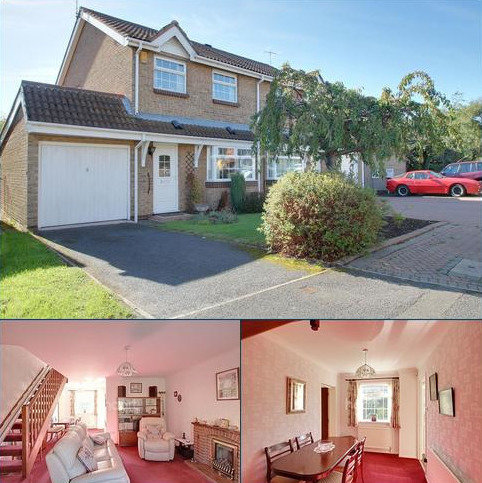 3 bedroom semi-detached house for sale - Oval Gardens, Aspley