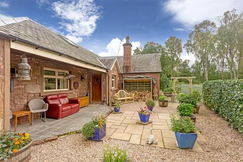 4 bedroom detached house for sale - North Lodge Of Lindertis, Airlie, Angus, DD8