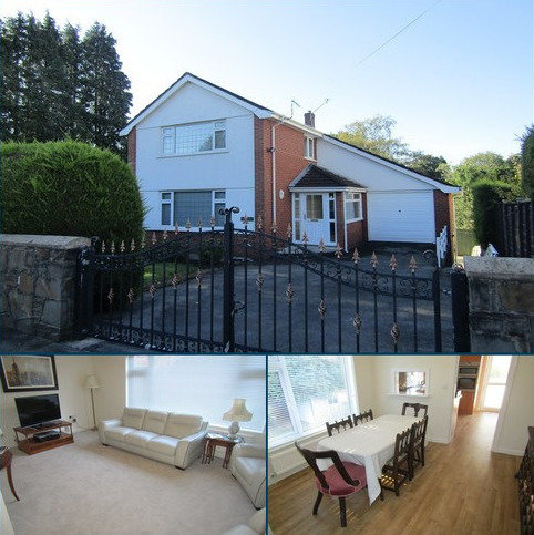 4 bedroom detached house for sale - Park Road, Ynystawe, Swansea, City And County of Swansea.