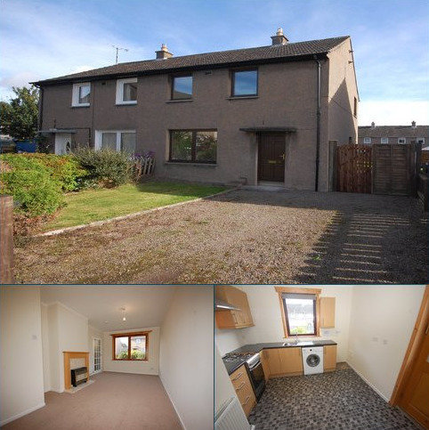 2 bedroom semi-detached house to rent - 49 Weirgate Avenue, St. Boswells, Melrose, Scottish Borders, TD6