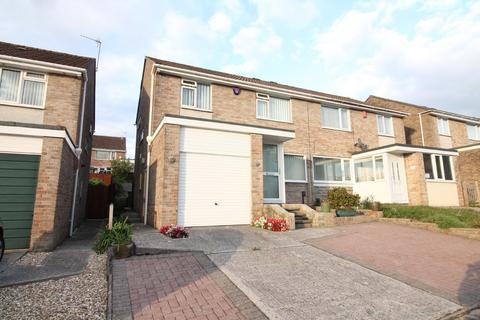 3 bedroom semi-detached house for sale - Canefields Avenue, Plympton