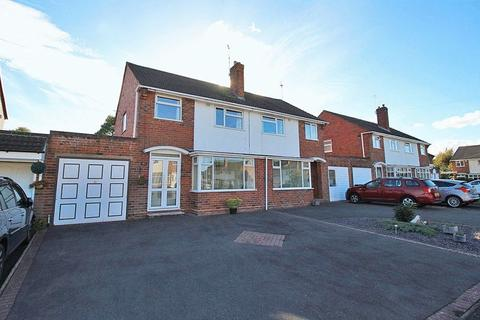 3 bedroom semi-detached house for sale - Oakfield Road, CODSALL, WV8 1LA