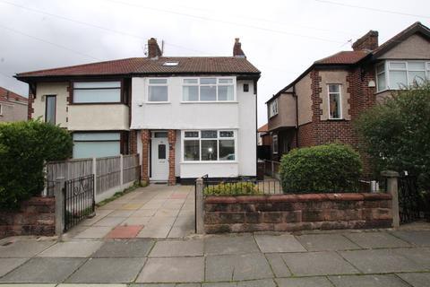 4 bedroom semi-detached house for sale - Dorbett Drive, Crosby, Liverpool, L23