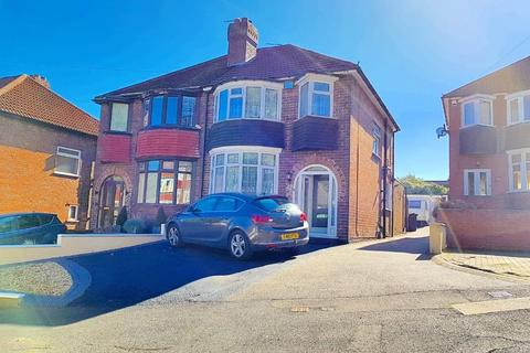 3 bedroom semi-detached house for sale - THE BROADWAY, WEST BROMWICH, B71 2QQ