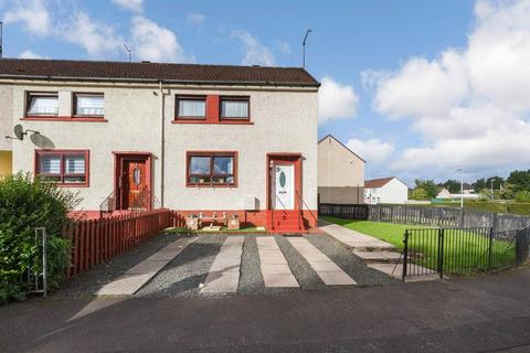 2 bedroom end of terrace house for sale - Croftspar Drive, Springboig, Glasgow, G32 0JQ