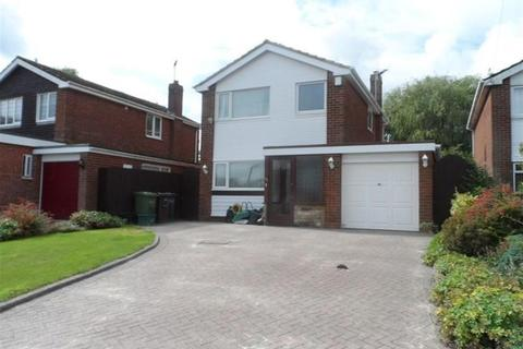 3 bedroom detached house for sale - Swanswell Road, Solihull, B92 7ET