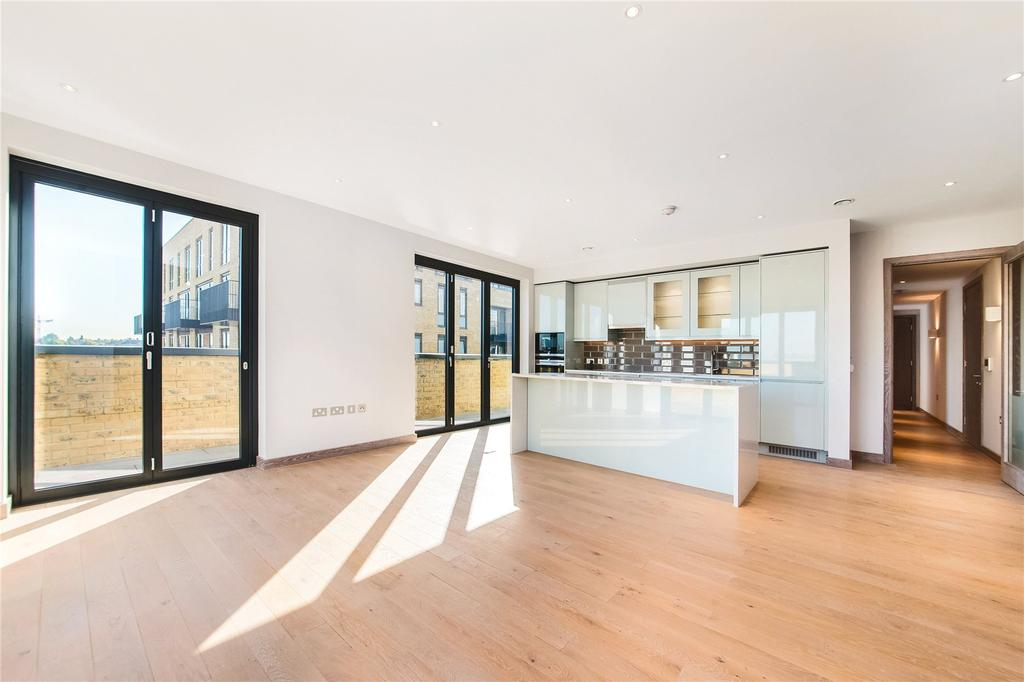 Cummings House 40 Chivers Passage London SW40 40 Bed Flat Magnificent Two Bedroom Flat In London Model Plans