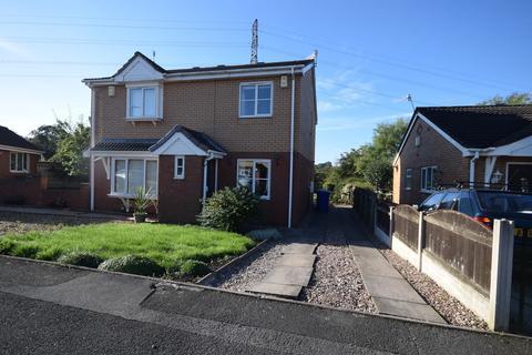 2 bedroom semi-detached house to rent - Broughton Road Bucknall Stoke-on-Trent