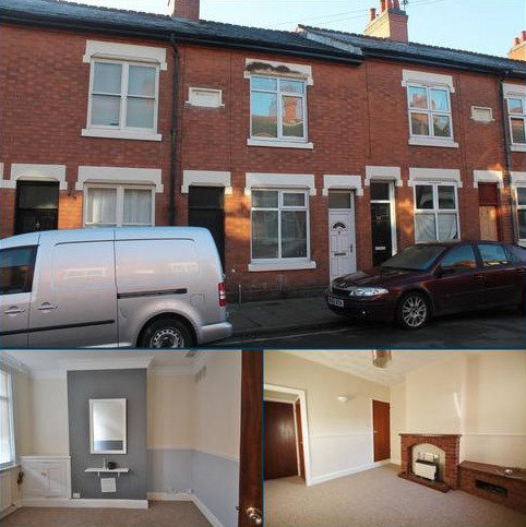 2 bedroom terraced house to rent - Battenberg Road, West End, Leicester, LE3