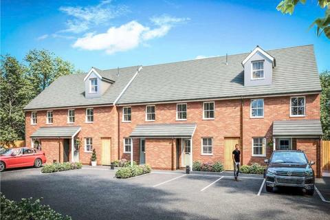 3 bedroom terraced house for sale - Plot Two Talbot Mews, Newcastle Road, Market Drayton
