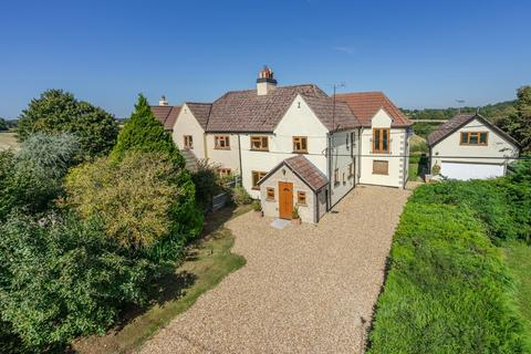 4 bedroom semi-detached house for sale - Cowage Farm Cottages, Foxley