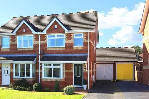 3 bedroom semi-detached house for sale - BILBROOK, Wesley Road