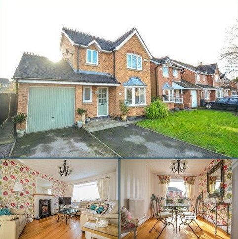 3 bedroom detached house to rent - Foxglove Close, Hesketh Bank