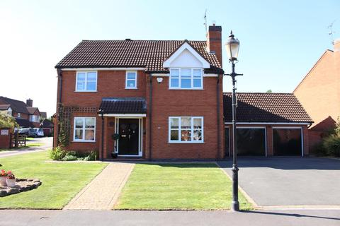 4 bedroom detached house for sale - Mancetter, Nr Atherstone, Warwickshire, CV9