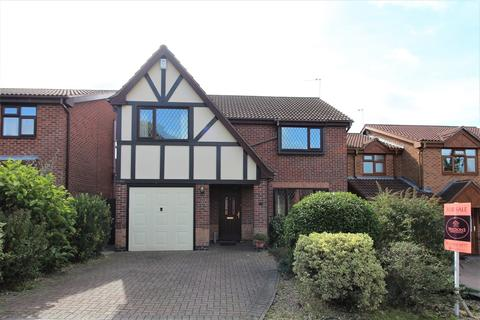 4 bedroom detached house for sale - Acorn Avenue, Giltbrook, Nottingham, NG16
