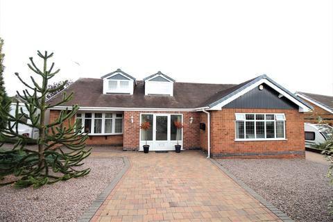 4 bedroom detached bungalow for sale - Coronation Road, Nuthall, Nottingham, NG16
